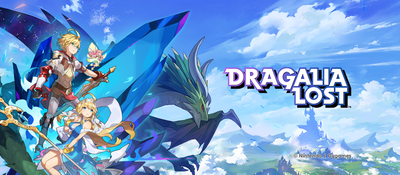 """Nintendo Launches New Collab Mobage with Cygames """"Dragalia Lost"""""""