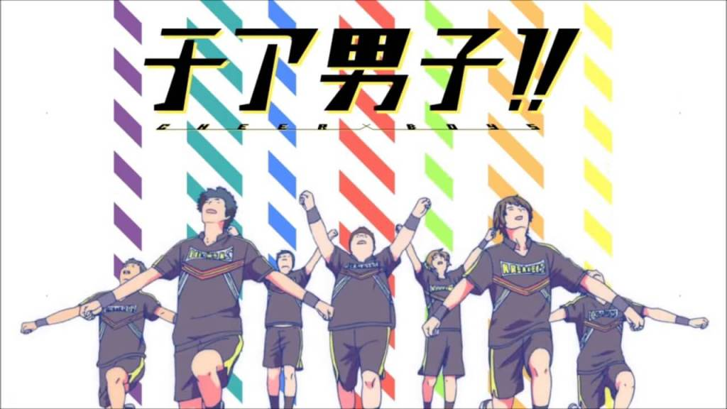 Cheer Boys novel/anime gets own live-action film adaptation