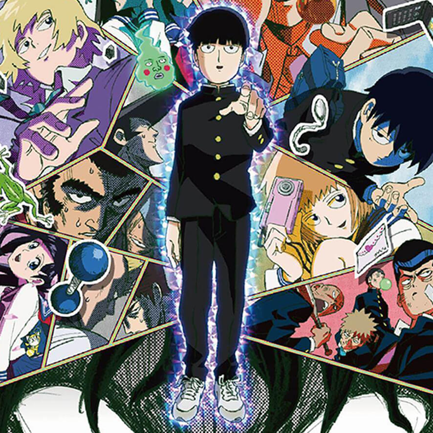 Mob Psycho 100 seiyuu roleplayed their characters on twitter in an amusing exchange