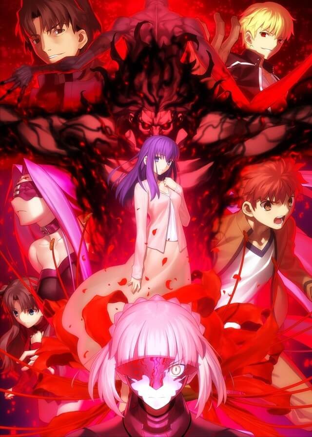 "New Visual for ""Fate/stay night [Heaven's Feel] II. lost butterfly"" Released!"