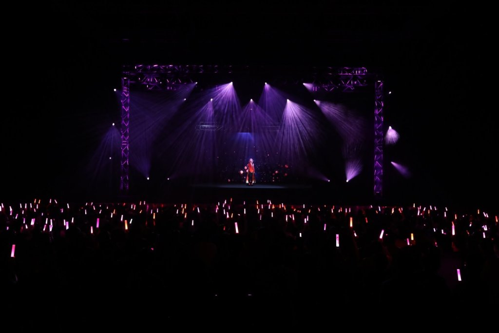 """A Marvel of Music and Technology: """"EGOIST Live in Singapore 2018"""""""