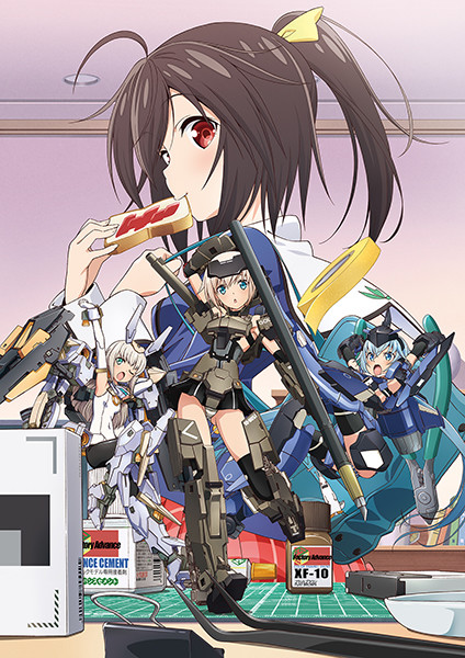 Frame Arms Girl sequel film gets a release window