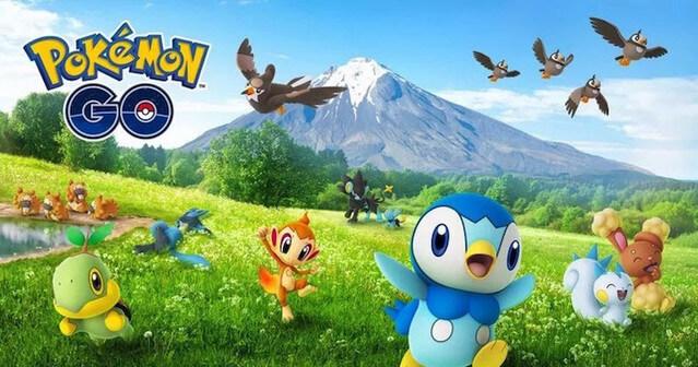 Pokemon GO: Gen-4 Pokemon are finally coming