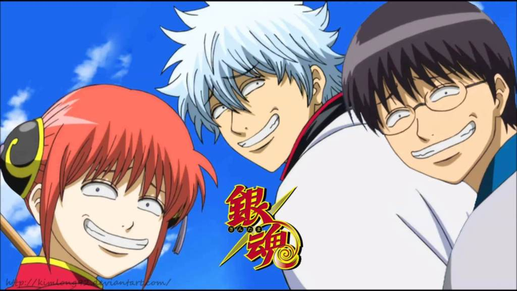 Gintama continues trolling fans, manga to continue in new app