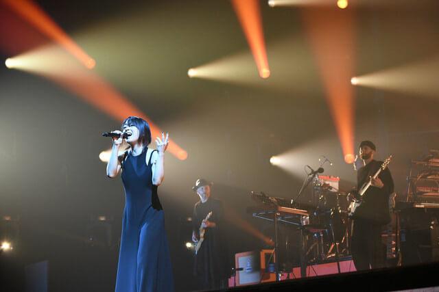 "Hikaru Utada Starts 1st Tour in 12 Years; Dubbed ""Laughter in the Dark"""