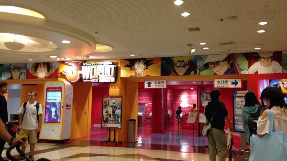 J-World Tokyo theme park is closing its doors soon