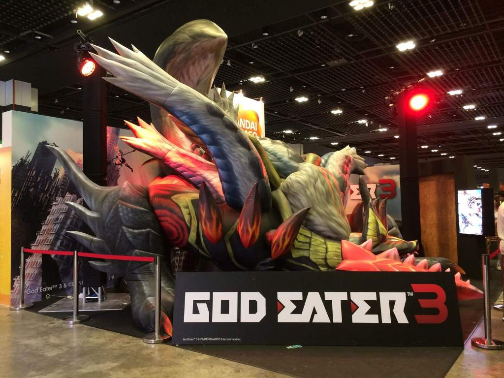 God Eater 3 reveals new TV CM featuring theme song