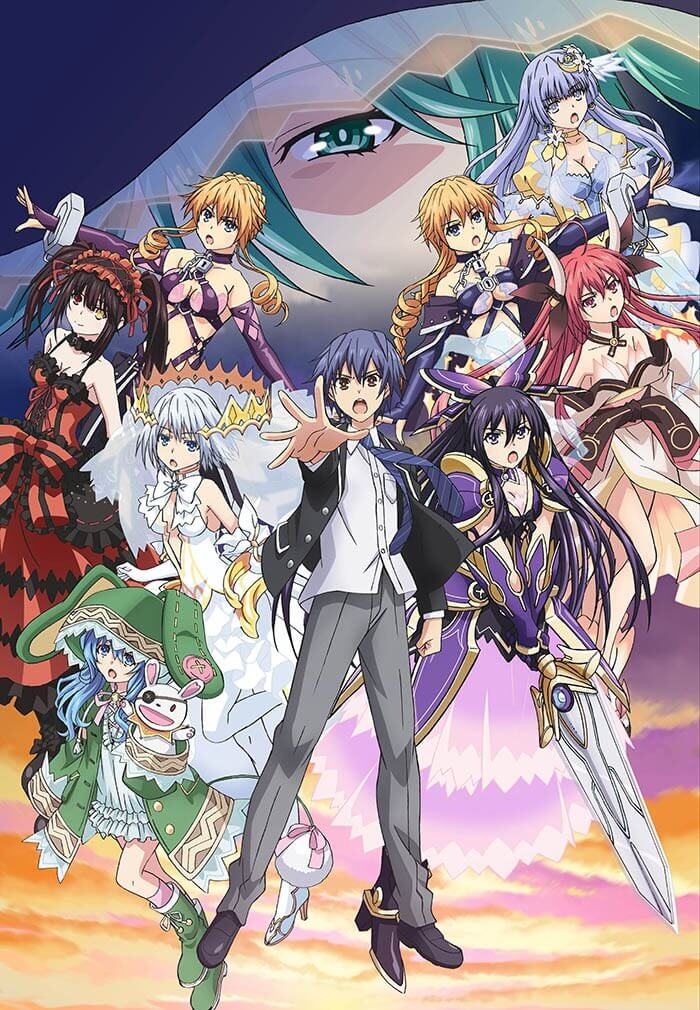 Date A Live III reveals first full PV