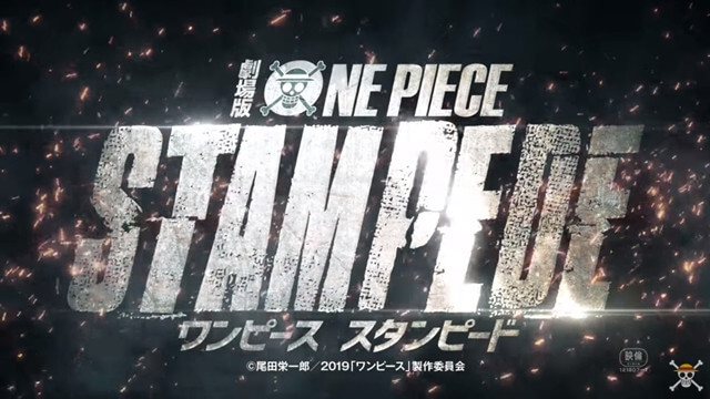 Eiichiro Oda releases comment on One Piece Stampede film in 3 languages