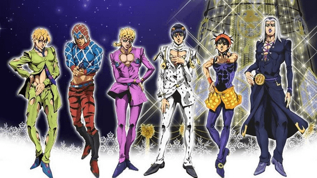 Jojo's Bizarre Adventure is getting a Christmas Lights Show in Odaiba
