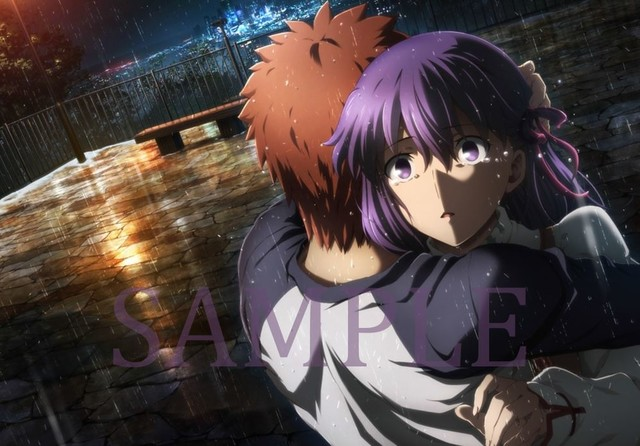 """Fate/stay night[HF]"" Conclusion ""III.spring song"" Announced for 2020"