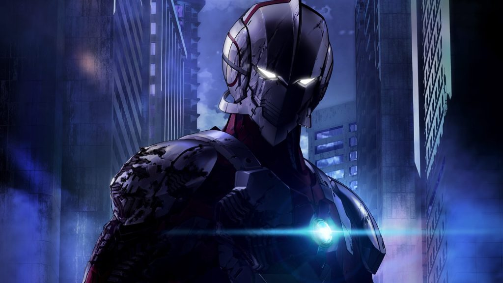 New Ultraman anime unveils latest PV