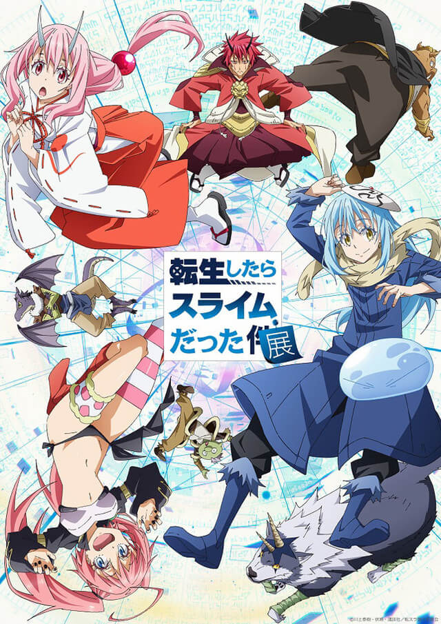 That Time I Got Reincarnated as a Slime exhibition announced, will let you meet Veldora