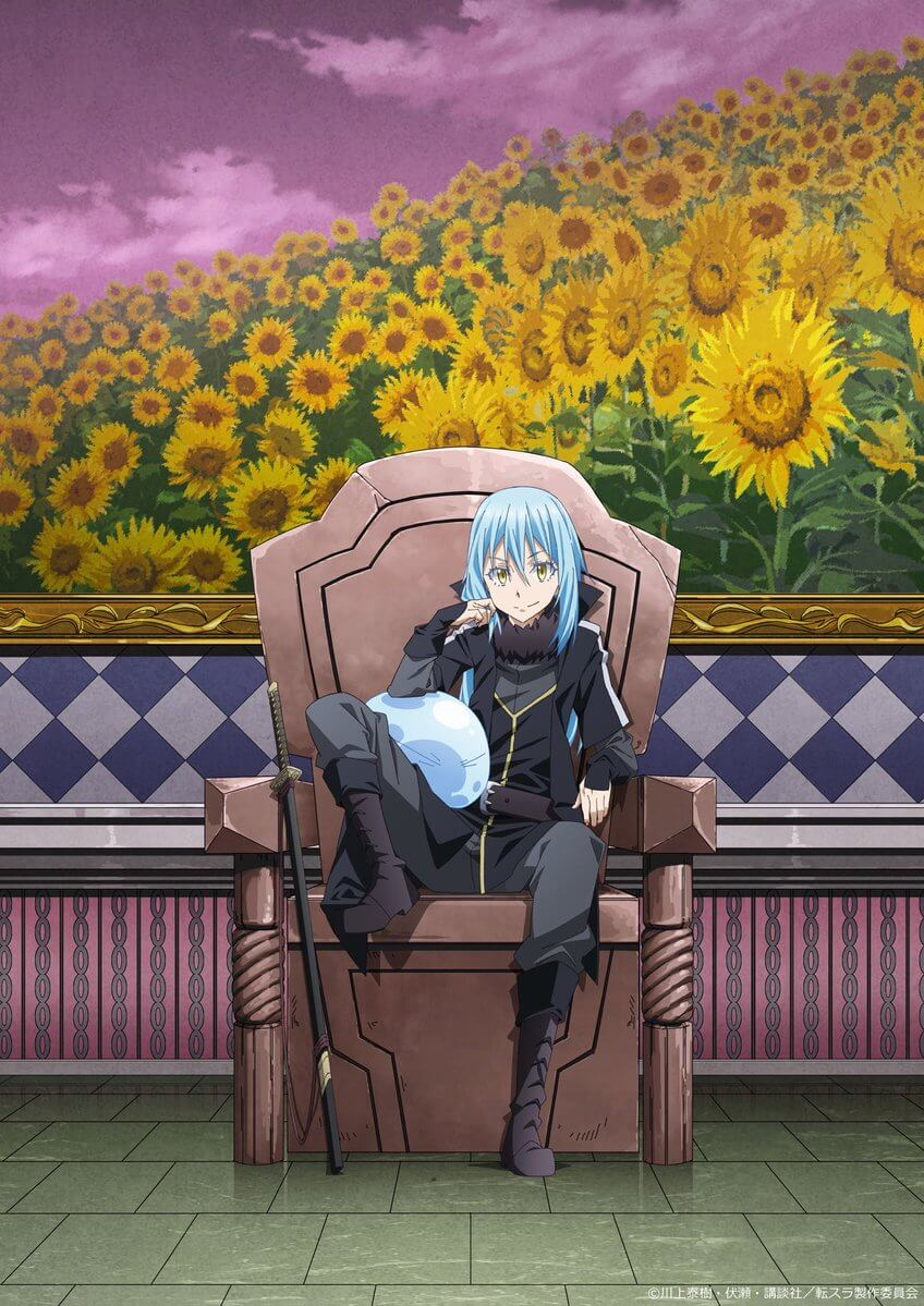 That Time I Got Reincarnated as a Slime gets a 2nd season