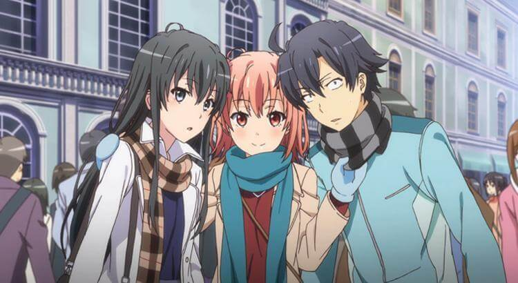My Teen Romantic Comedy SNAFU Season 3 reveals new PV