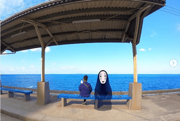 Spirited Away's train station is attracting Ghibli fans but some locals aren't pleased