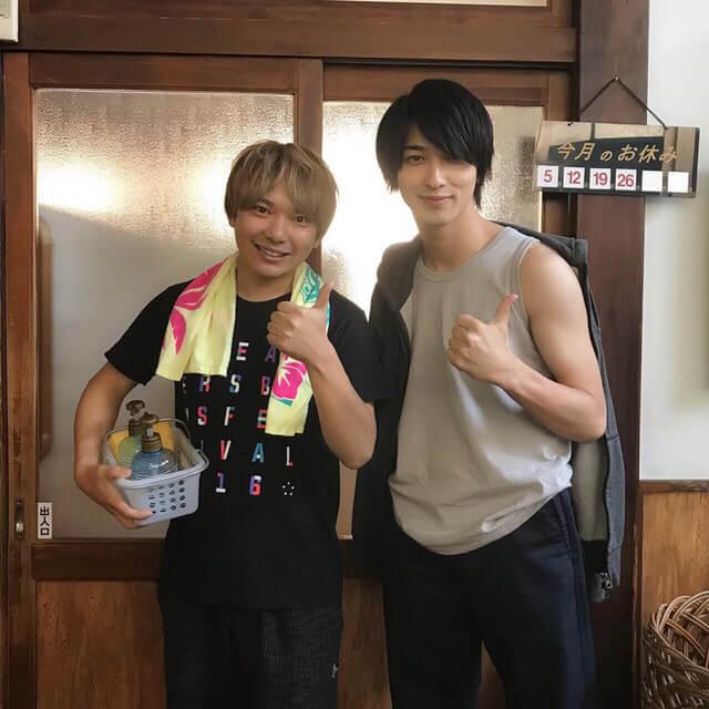 Live-action Cheer Danshi film to feature Haruki's anime seiyuu, Yuuki Yonai in a cameo scene