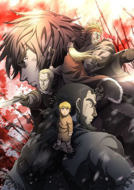 Vinland Saga reveals new PV, announces premiere date and number of episodes