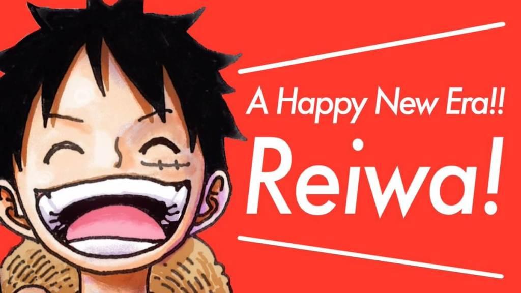 Twitter Japan celebrates the new Reiwa Era with One Piece