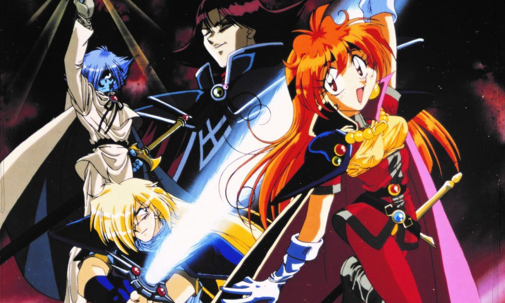 Classic 90's light novels, Slayers, will continue its story