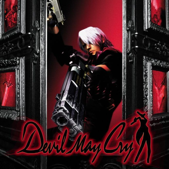 Devil May Cry coming to Nintendo Switch!