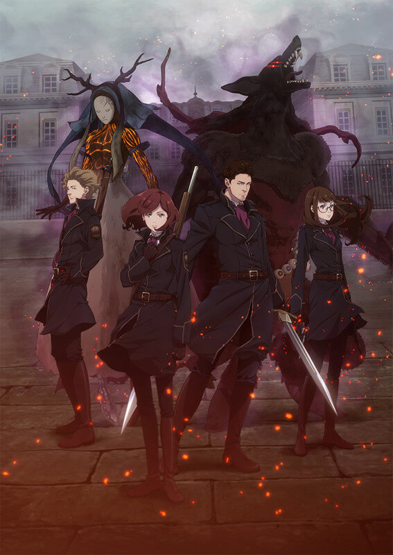 P.A. Works' Fairy Gone TV anime's second cour to premiere in October