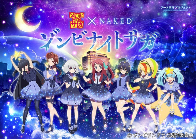 Virtual Franchouchou concert to happen in Zombie Land Saga holy land of… Saga