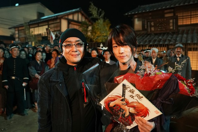Live-action Rurouni Kenshin film wraps filming for its 'Final Chapter'