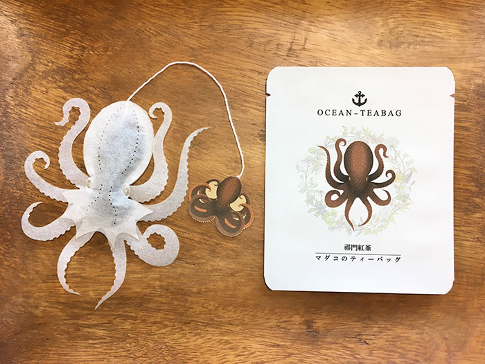 Why not add an Octopus to your cup of tea?