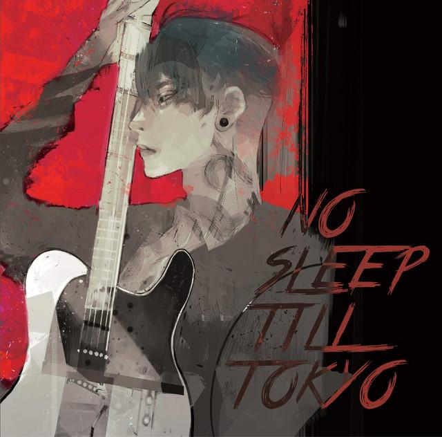 Tokyo Ghoul Mangaka Sui Ishida draws jacket illustrations for MIYAVI's new album
