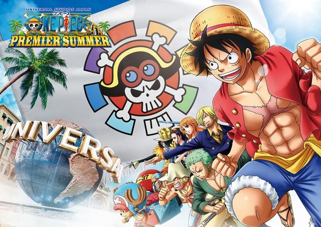 USJ show to serve as prequel for One Piece Stampede film