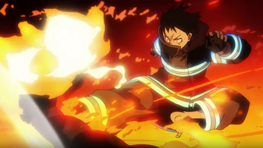 Fire Force Ep. 3 finally airs following delay, but was heavily modified because of the KyoAni fire