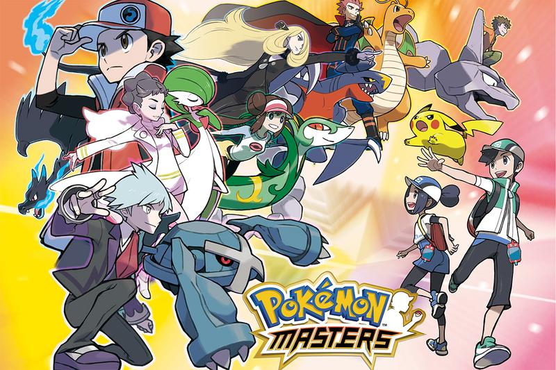 Pokemon Masters smartphone game reveals new trailer, 3v3 battles