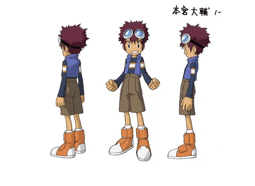 Digimon Adventure: Last Evolution Kizuna Film reveals adult versions of the 2nd generation