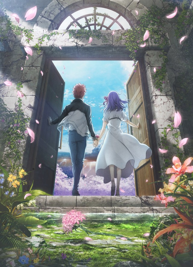 Fate/stay night: Heaven's Feel III. spring song reveals teaser trailer and visual