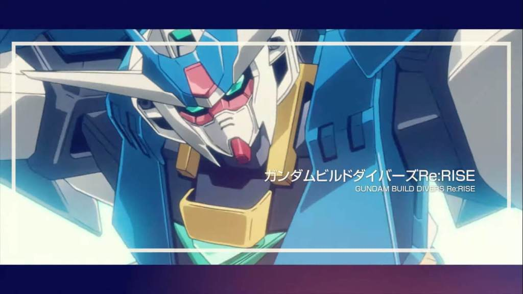 Gundam Build Divers Re:RISE Anime announces cast, YouTube release date, and more