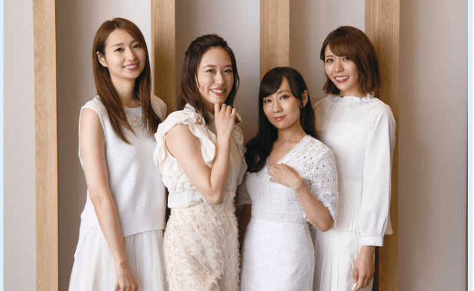 Seiyuu unit Sphere to star in their own live-action TV series