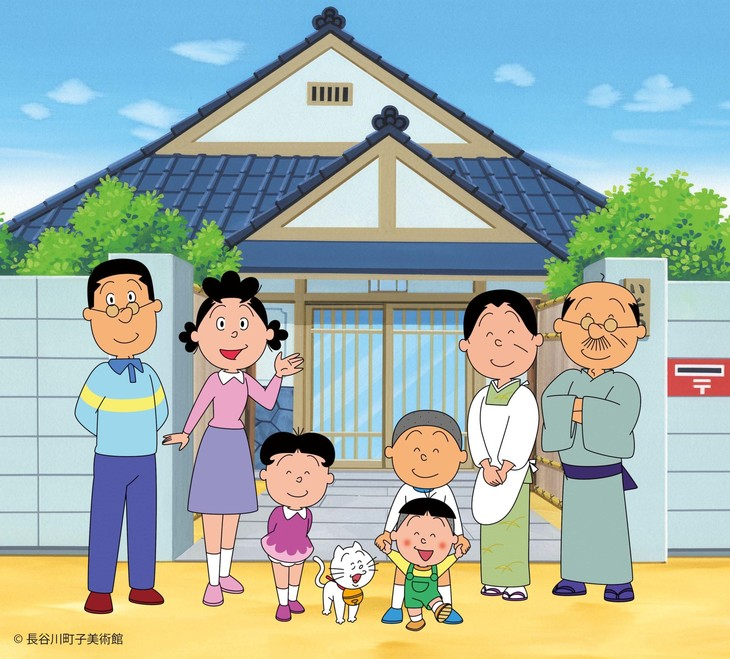 Sazae-san anime gets a 3.5-hour TV special for 50th anniversary