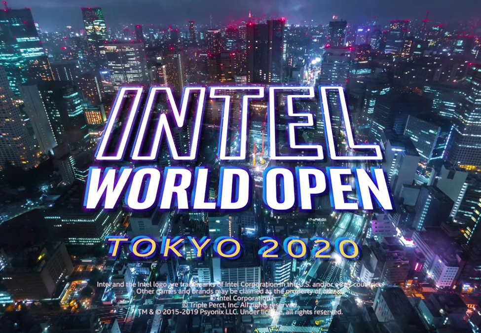 Intel World Open Esports event announced by Capcom as lead-up to Tokyo 2020 Olympic games