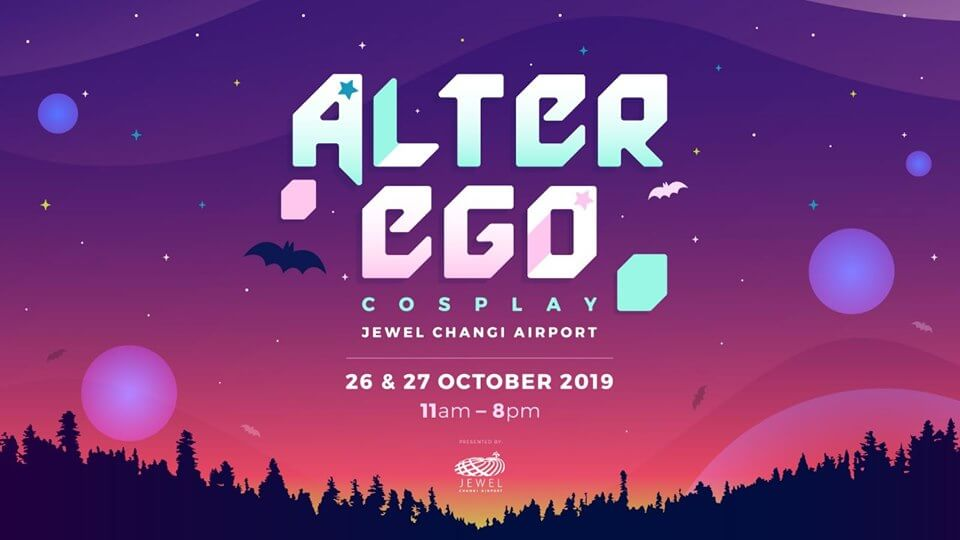 Top 5 Reasons to Head for Alter Ego Jewel Changi Airport