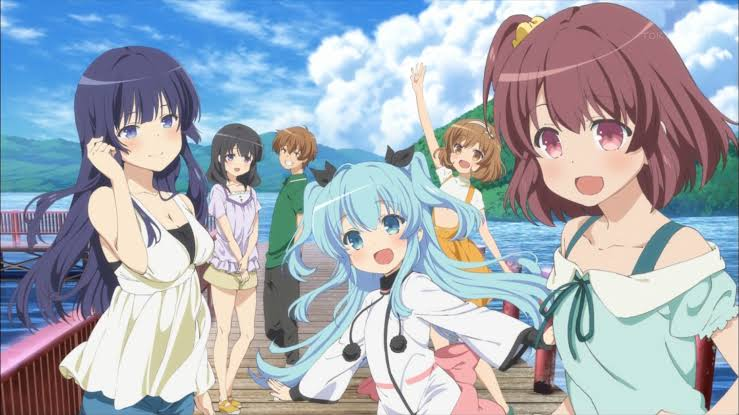 Sora no Method anime releases special new episode on YouTube