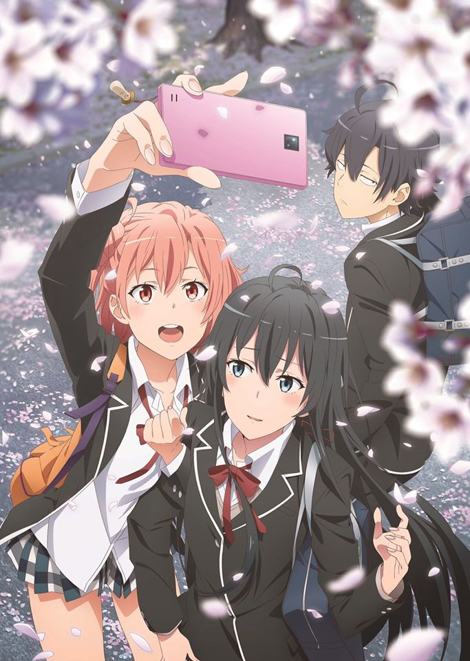 My Teen Romantic Comedy SNAFU season 3 announces title, reveals PV and visual