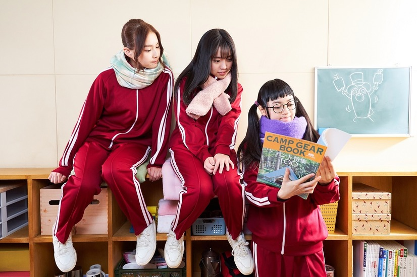 Live-action Yuru Camp TV drama's 1st PV released