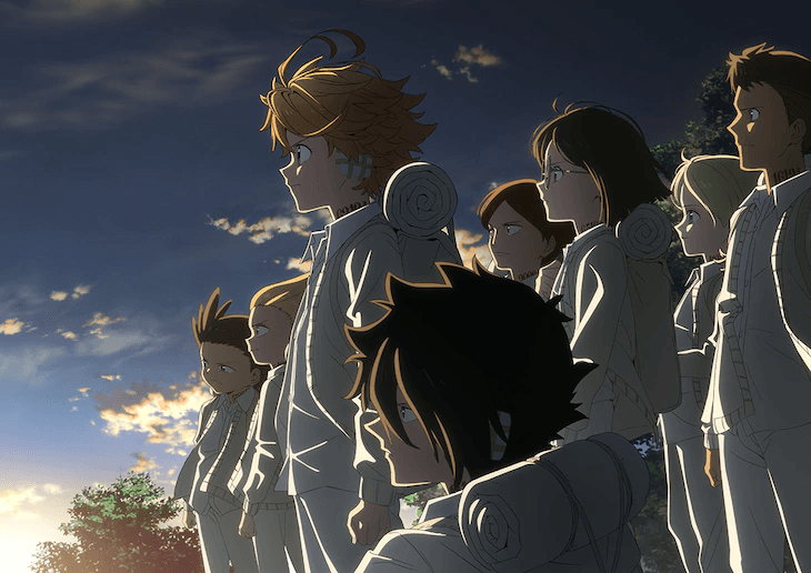 The Promised Neverland season 2 reveals new visual and release window