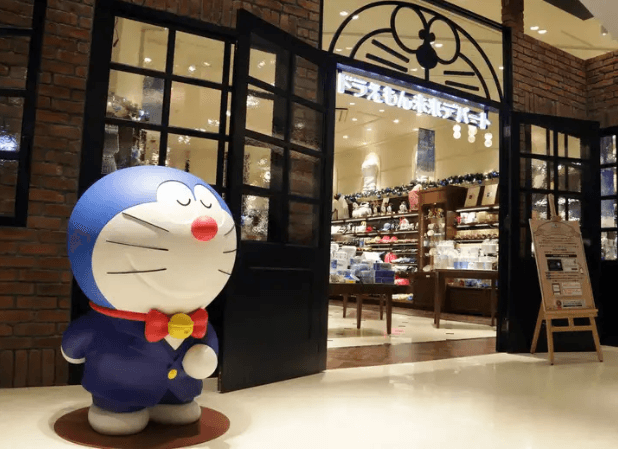 World's first official Doraemon Store finally opens