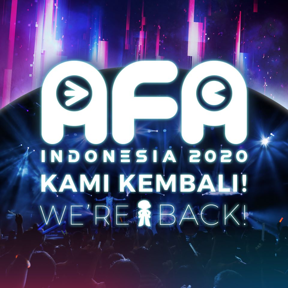 #AFAID20 We are back!