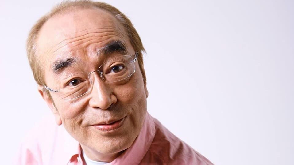 Legendary Japanese Comedian Ken Shimura Succumbs to COVID-19