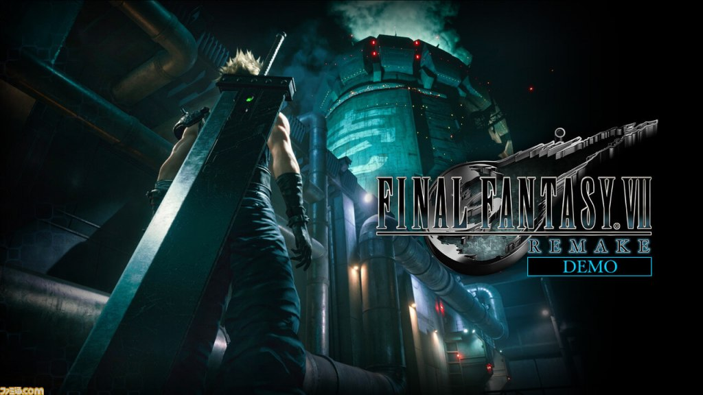 Final Fantasy VII Remake Free Demo Out Now on PSN!
