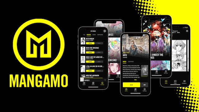 """Mangamo"" App Catering to English-Speaking Market Launched"