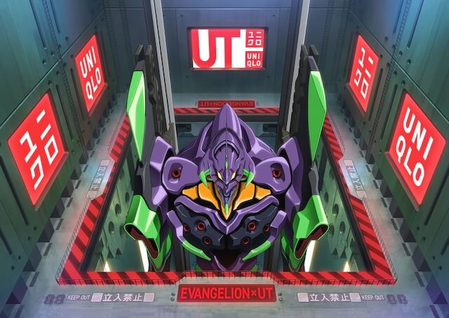 EVANGELION x UT Collection Drops 17th April Worldwide